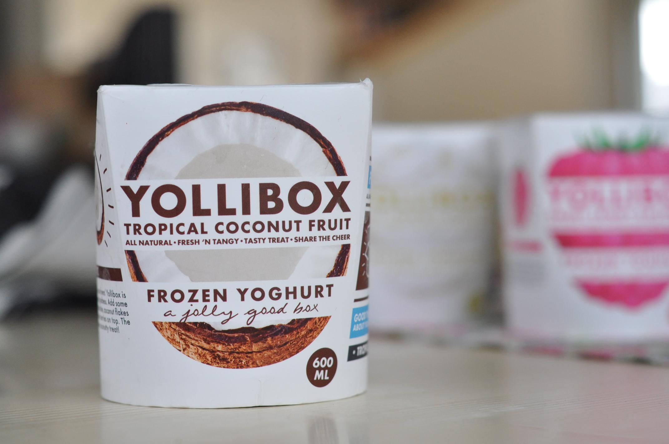 Yollibox Tropical Coconut Fruit