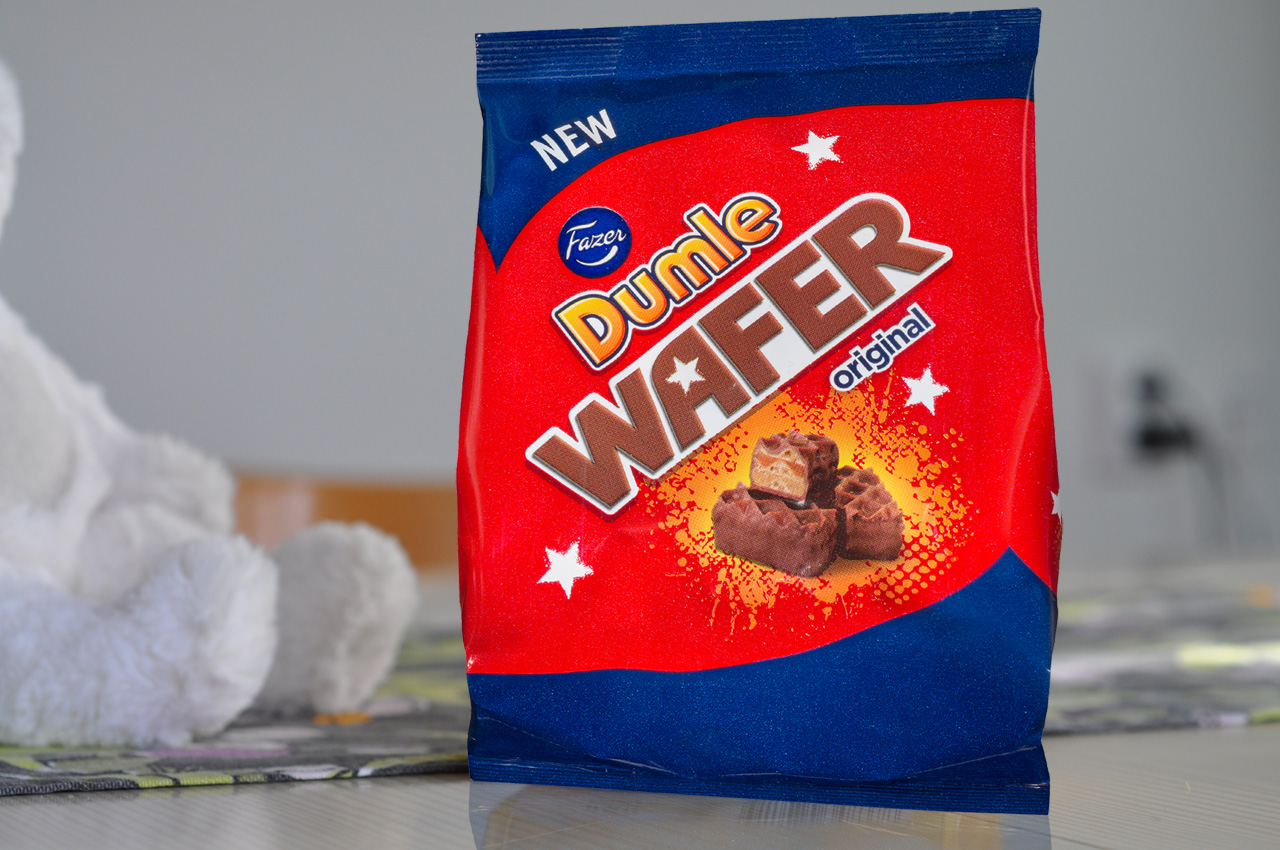 Dumle Wafer