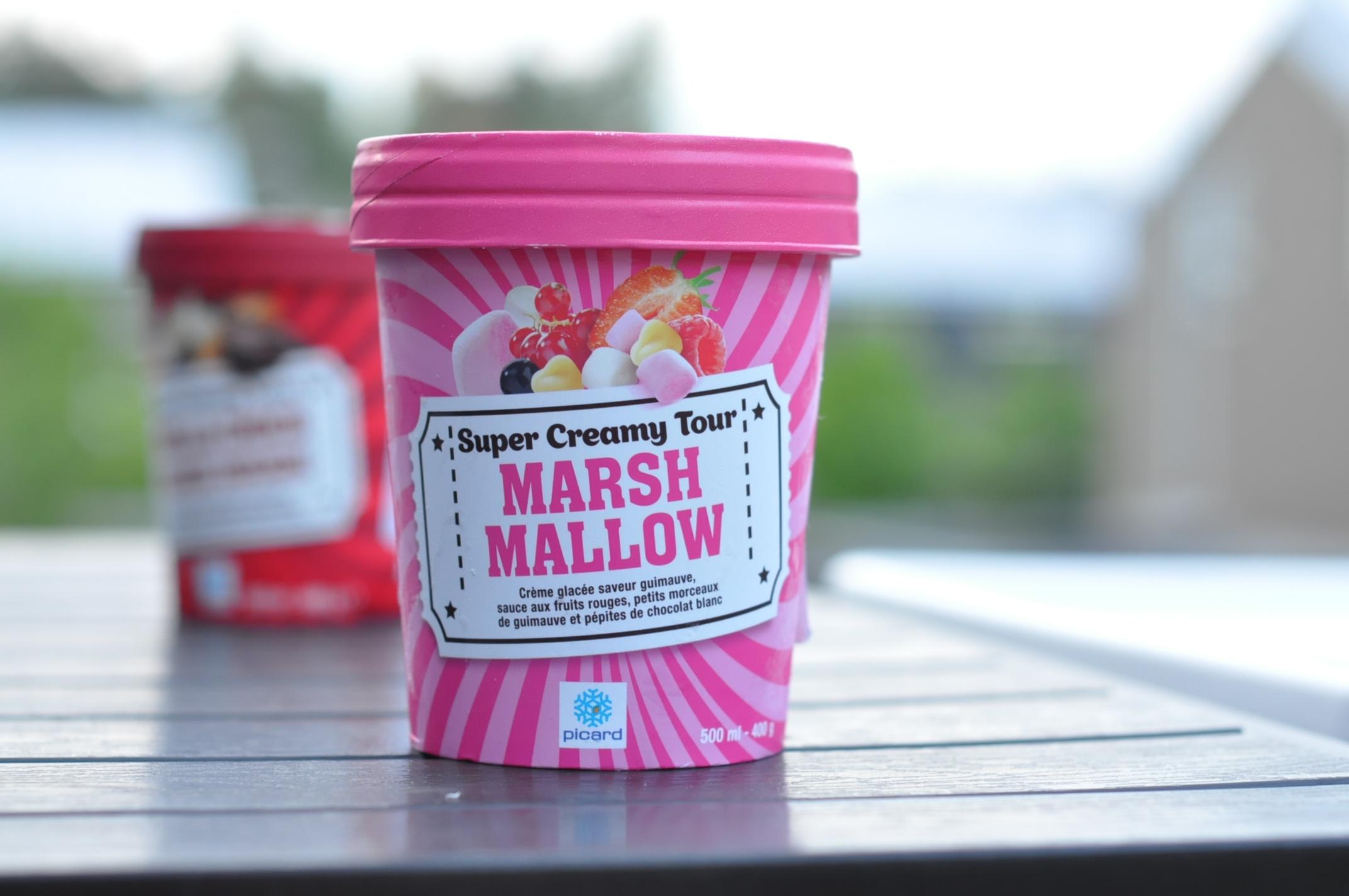 Picard Super Creamy Tour Marshmallow