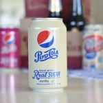 Pepsi Vanilla made with Real Sugar