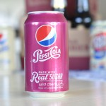 Pepsi Wild Cherry made with Real Sugar