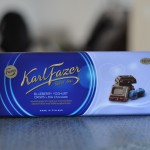 Fazer Blueberry Yoghurt Crisps in Milk Chocolate