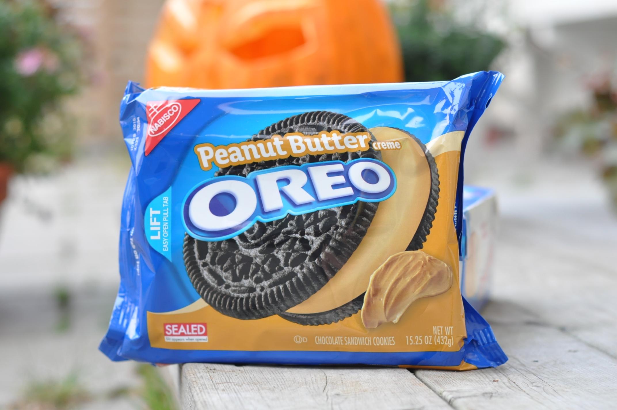 Peanut Butter Oreo