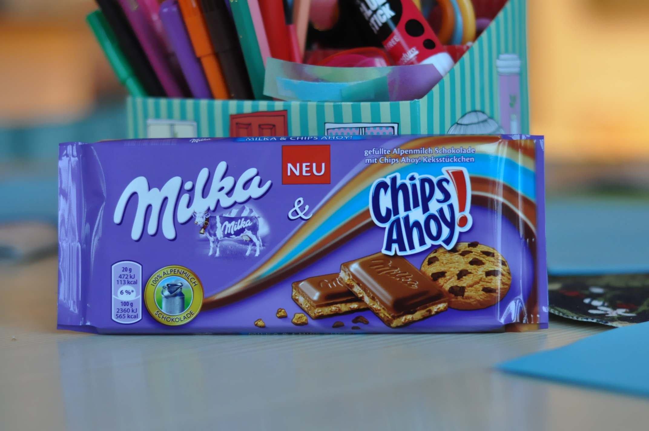 Milka Chips Ahoy!