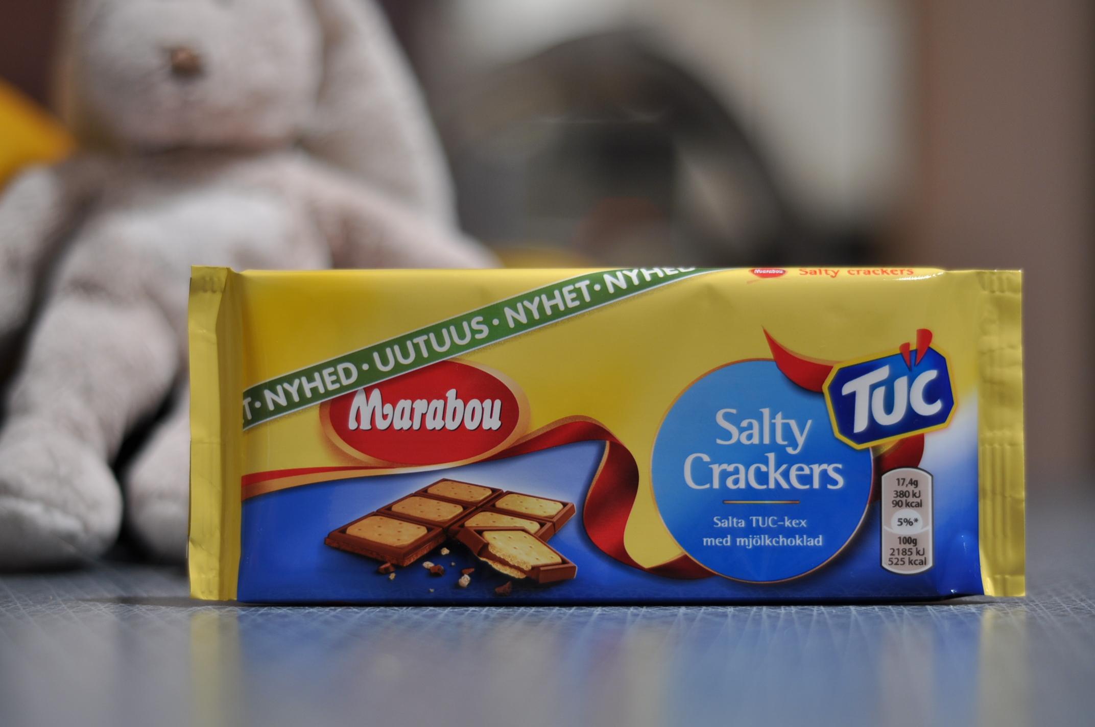 Marabou Salty Crackers