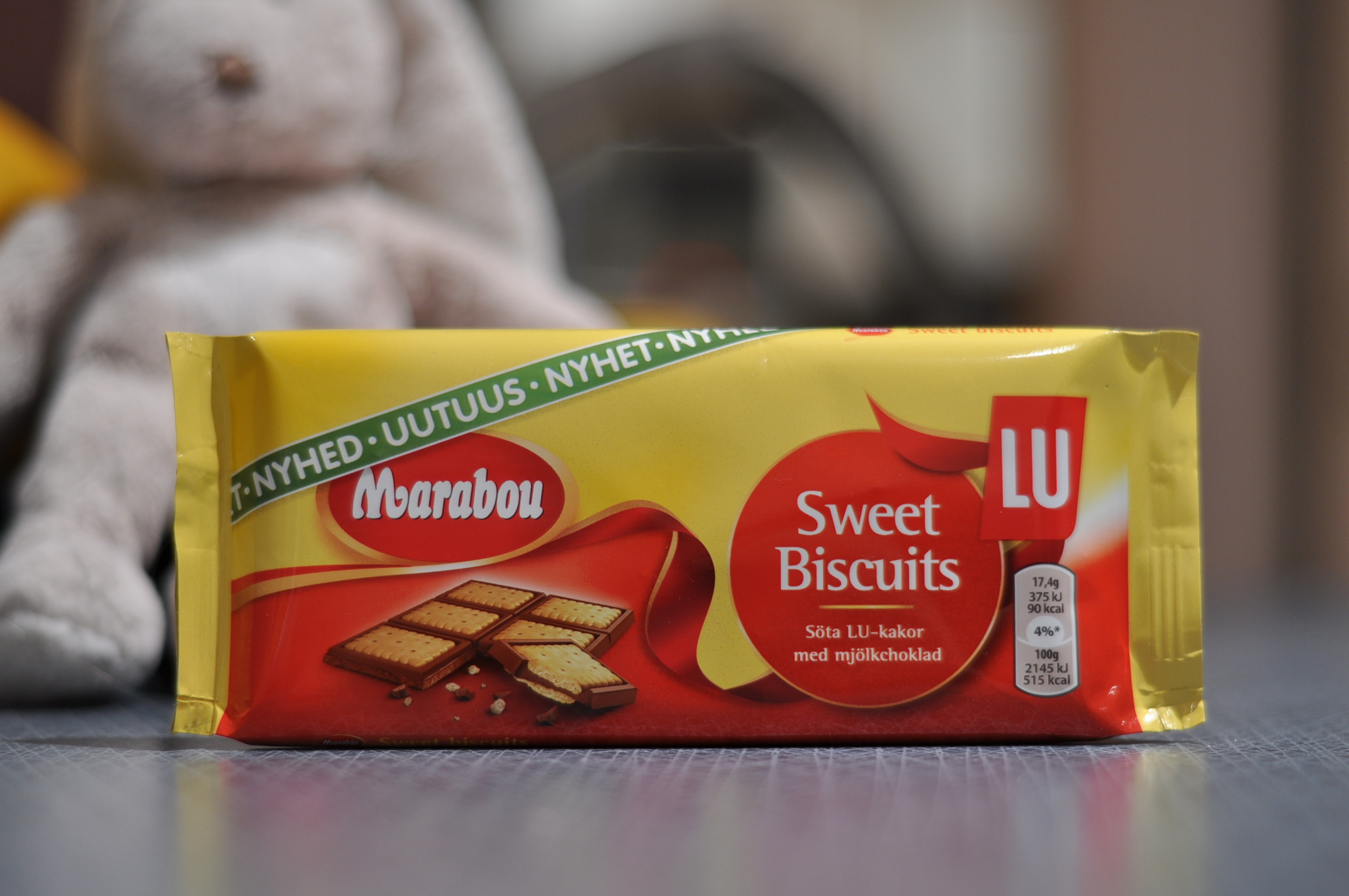 Marabou Sweet Biscuits