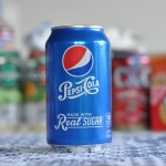 Pepsi Cola made with Real Sugar