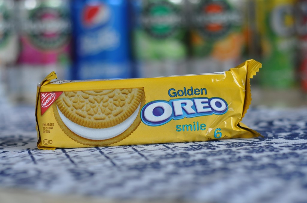 Golden Oreo Smile