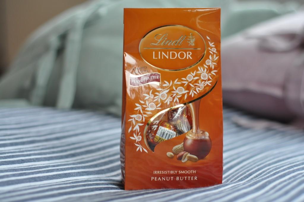 Lindt Lindor Peanut Butter