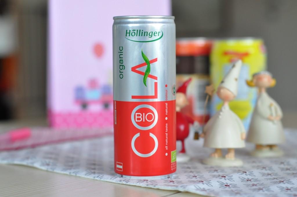 Höllinger Bio Cola