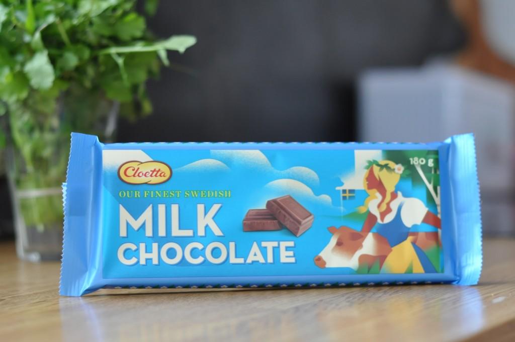 Cloetta Our Finest Swedish Milk Chocolate