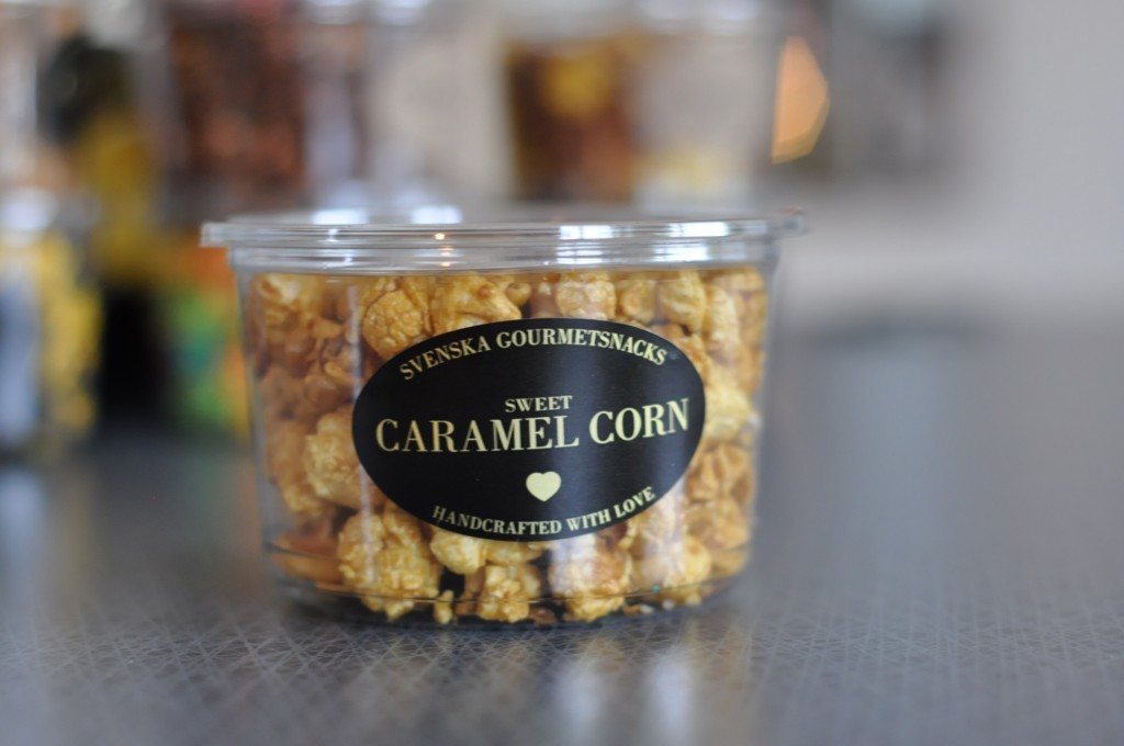 Svenska Gourmetsnacks Sweet Caramel Corn