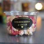 Svenska Gourmetsnacks Strawberries & Cream