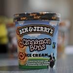 Ben & Jerry's Cinnamon Buns