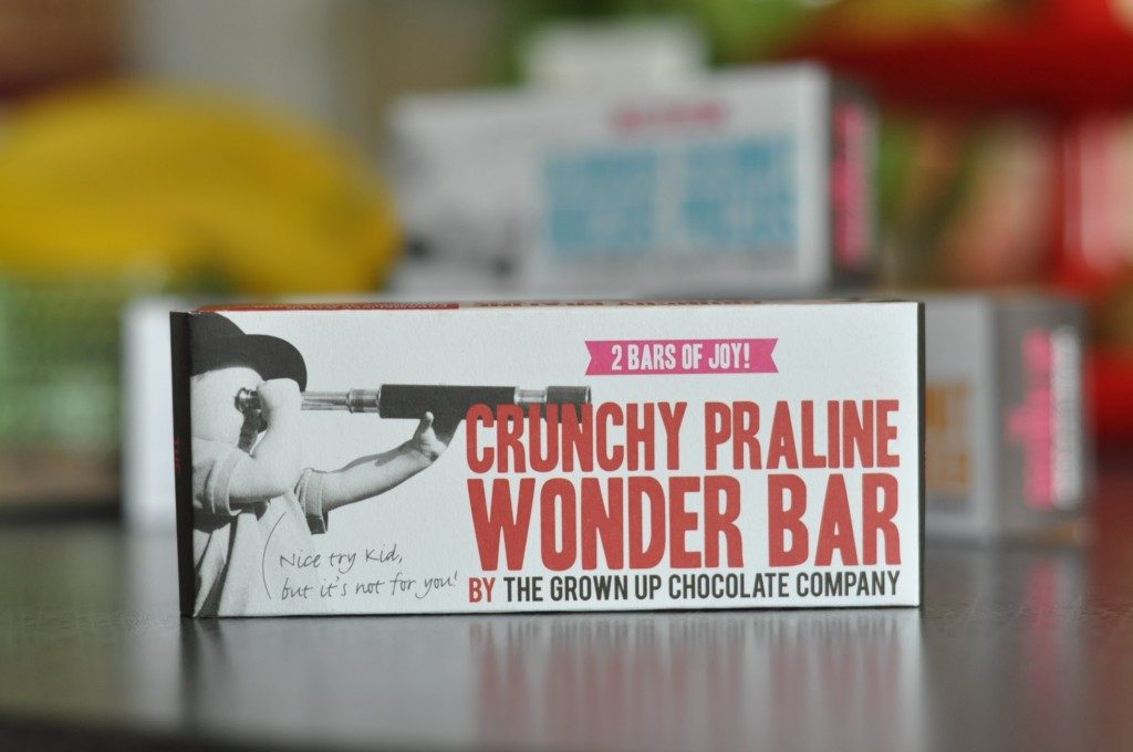 Crunchy Praline Wonder Bar