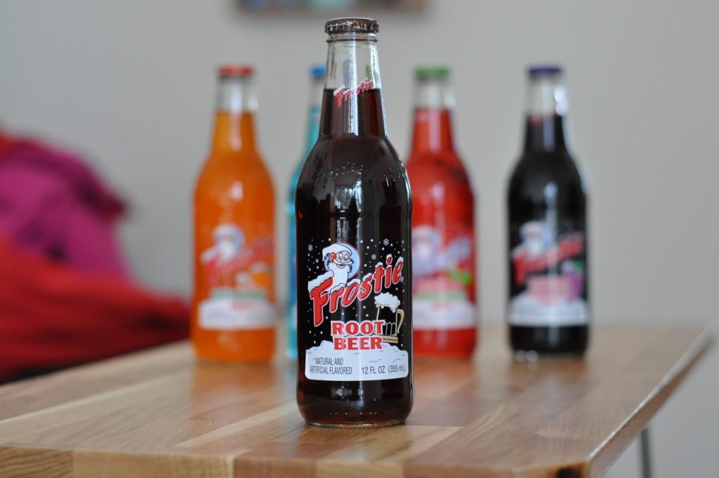 Frostie Root Beer