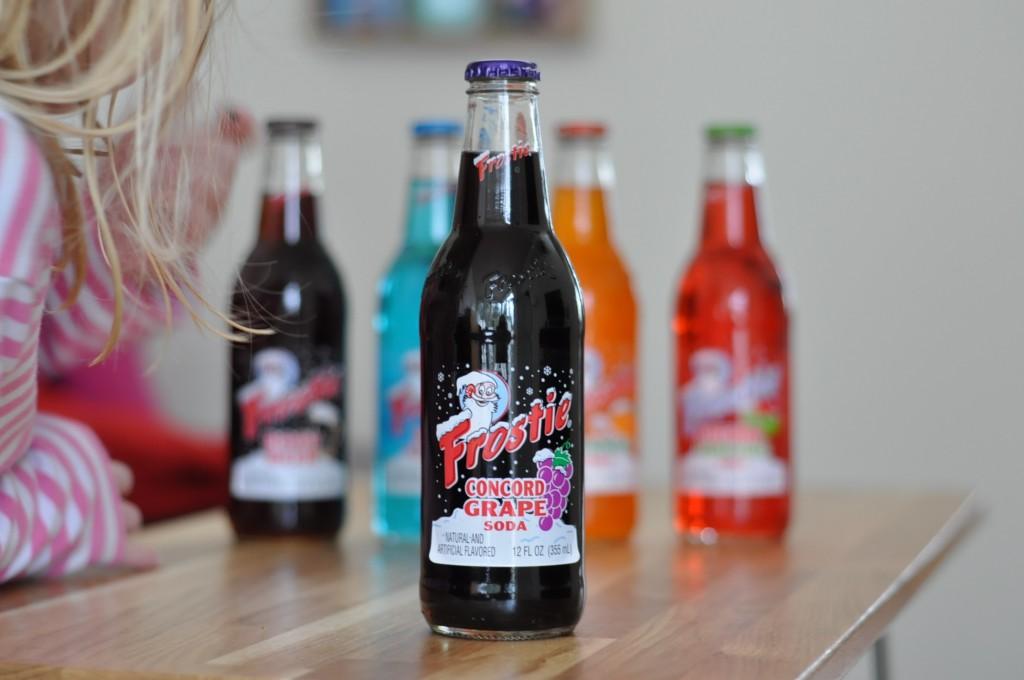 Frostie Concord Grape Soda
