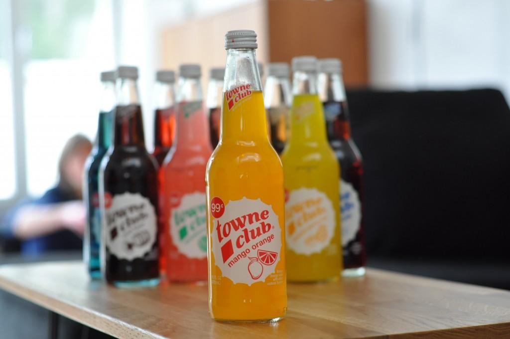 Towne Club Mango Orange