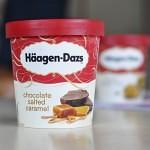 Häagen-Dazs Chocolate Salted Caramel