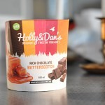 Holly & Dan's Organic Frozen Yoghurt Rich Chocolate Butterscotch
