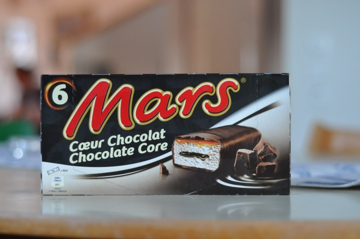 Mars Chocolate Core