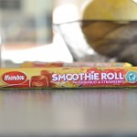 Marabou Smoothie Roll Passionfruit & Strawberry
