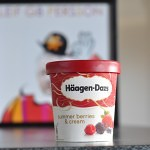 Häagen-Dazs Summer Berries & Cream