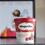 Häagen-Dazs Summer Berries & Cream