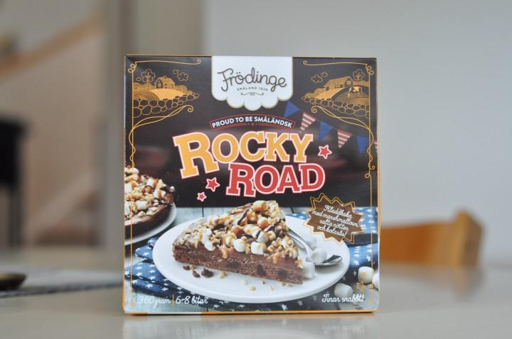 Frödinge Kladdkaka Rocky Road