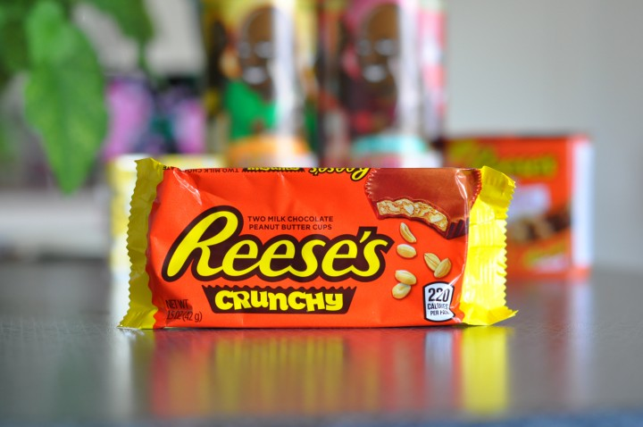 Reese's Crunchy Peanut Butter Cup