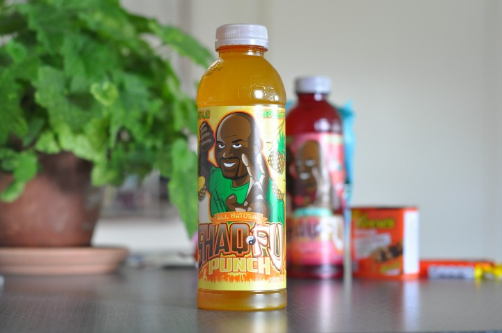 Shaq Fu Punch Pineapple
