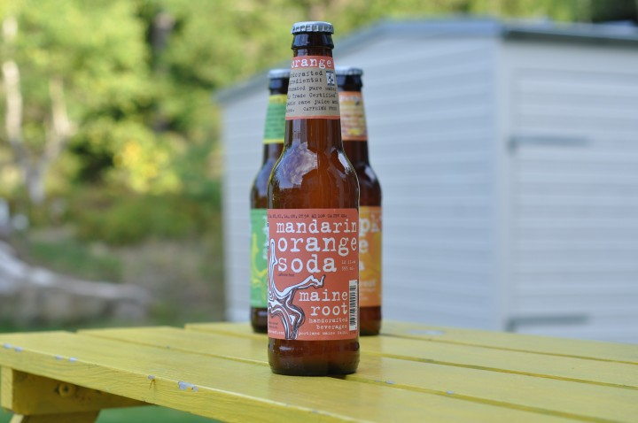 Maine Root Mandarin Orange Soda
