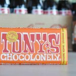 Tony's Chocolonely Caramel Sea Salt