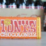 Tony's Chocolonely Caramel Sea Salt