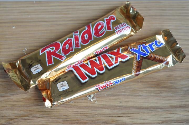 Twix och raider