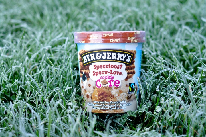 Ben & Jerry's Speculoos? Specu-Love Cookie Core