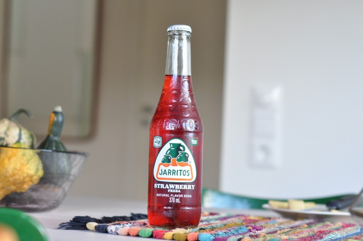 Jarritos Strawberry