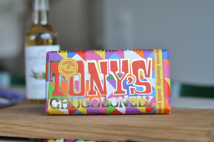 Tony's Chocolonely Popcorn Limited Edition