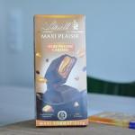 Lindt Maxi Plaisir Noir Praliné Caramel