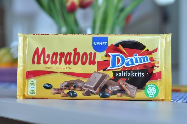 Marabou Daim Saltlakrits