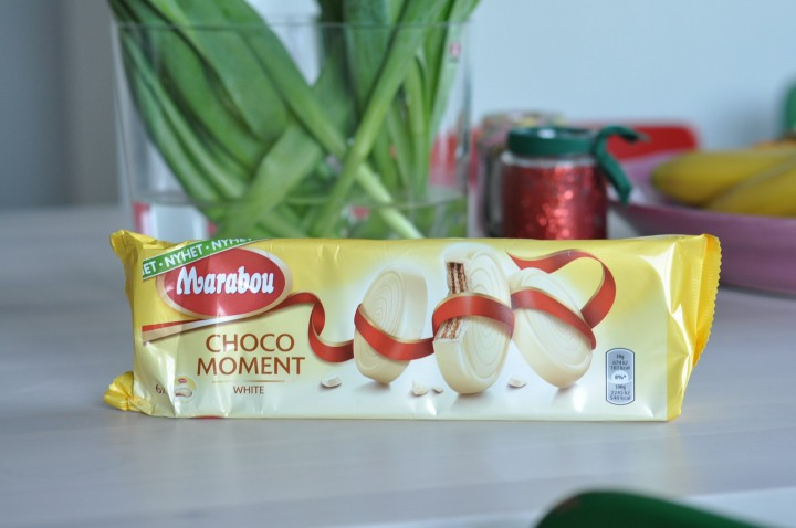 Marabou Choco Moment White