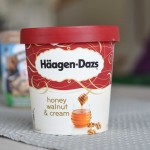 Häagen-Dazs Honey Walnut & Cream