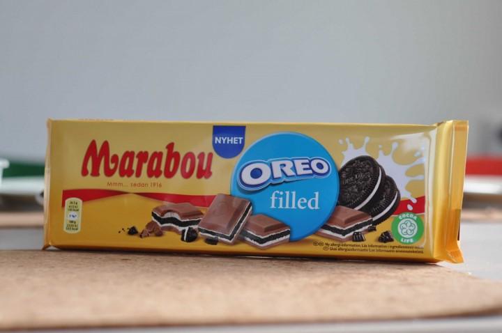Marabou Oreo Filled