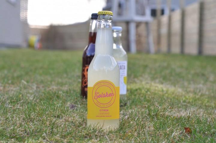 Solsken Citron Lemonad