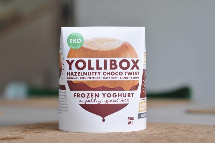 Yollibox Hazelnutty Choco Twist