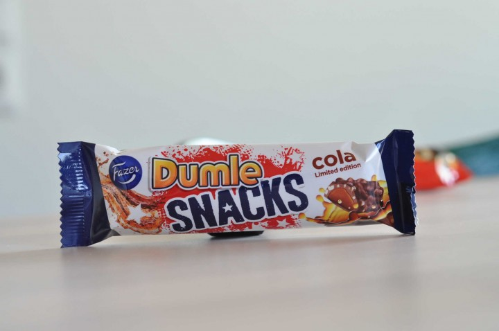 Dumle Snacks Cola