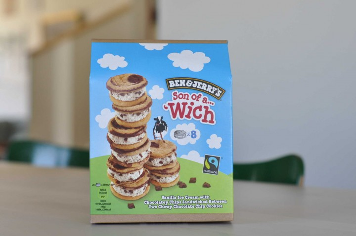 Ben & Jerry's Son of a... 'Wich