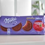 Milka Choco Jaffa Raspberry Jelly
