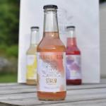 Sthlm Soda Co Rhubarb Cream