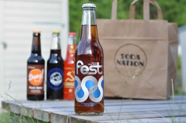 Fest Pecan Root Beer
